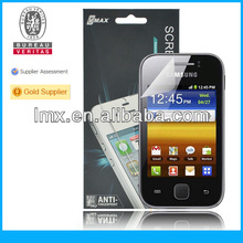 For Samsung galaxy young s3610 matte screen protector oem/odm (Anti-Fingerprint)