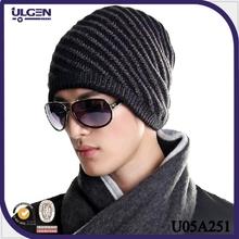 fashion knitted hat european men hat winter+hats+2014
