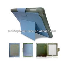 special design top premium pu leather case for ipad 2/3/4