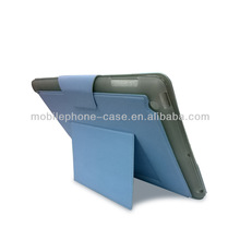 special design with magnet closure pu leather case with stand for ipad mini