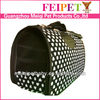 2014 Hot Stylish Love Heart Collapsible Dog Carrier