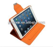 Manufacturer double color fancy case for apple ipad mini