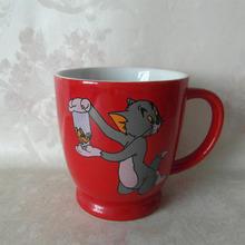 7oz ceramic mug cup printed animal design