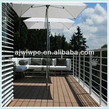 WPC Decking For Veranda/WPC Outdoor Flooring