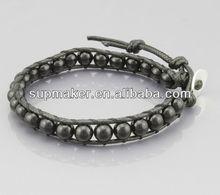 2014 unique design african handmade bracelet