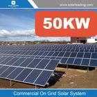 New PV solar energy system 50KW in Turkey market for PV Power System Installation