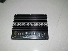 12 V car subwoofer amplifier