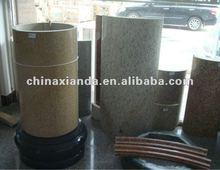 ZMFX-2500 stone pillar cap and base cutting machine