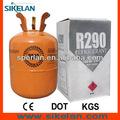 refrigerante r290 precio de gas de gas propano al por mayor