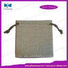 china jute wholesale pouch good