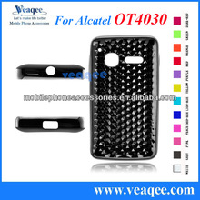 Diamond transparent case for Alcatel OT4030