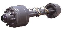 American style axle