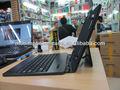 2013 venda quente universal bluetooth caso mesa do teclado para top premium PU capa de couro com forte fecho magnético