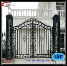 China manufacturer good looking iron art wrought