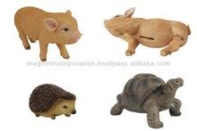 [Smile Industrial]Animal Shape Money Box (Micro Pig Spot / Micro Pic Pink / Hedgehog / Rabbit / Tortoise)