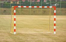 Sports Equipment: Handball Goal ''MT'' for Outdoor Use 1 pair with Nets Sanwa Taiku Japan