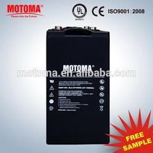 2v Gel Batteries 1000Ah Solar Deep Cycle Battery battery