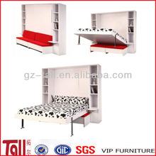 used bedroom furniture foam folding sofa bed TA-K03
