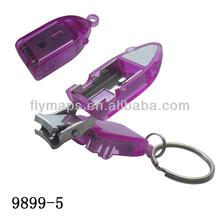 Mini nail clipper
