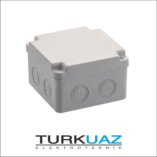 plastic junction boxes