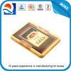 business card tin box / usb gift tin box / wallet tin box