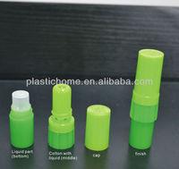 2 in 1 plastic inhaler tube