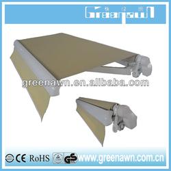 Premium shop awning/folding patio/markise