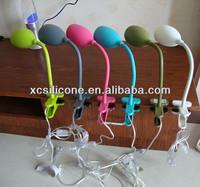 Unbreakable pratical clip student desk lamp