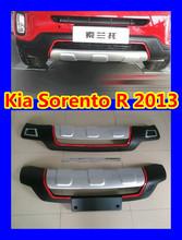 2013 kia sorento R bumper guards,front and rear bumper guards for Kia Sorento R 2014,kia sorento R auto parts