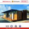 prebuilt modified sea container homes