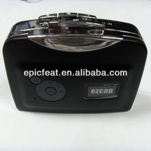 Cassette tape to MP3 converter,Cassette tape recorder
