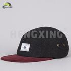 Tweed Design Your Own 5 Panel Hat Cap