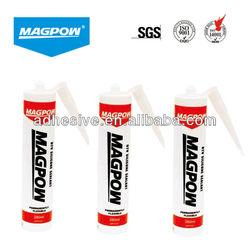 Brown color glass silicone sealant 280ml