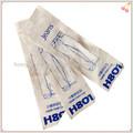 2014 más nuevo de alta calidad pantalones vaqueros personalizados de papel etiqueta de la caída/etiquetas