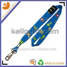 pen holder lanyard with silk screen printing logo, View pen holder lanyard