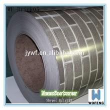 brick grain ppgi / brick pattern ppgi WF-Brick05