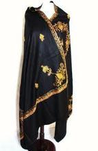 shawls,Beautiful embroided Pashmina Shawl,Ladies Shawls