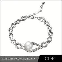 ingrosso popolare tratto braccialetto rosario per le ragazze