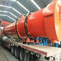 2012 caliente de venta de la marca zhengke 2.0m*20m de destilería de granos/vinaza máquina rotativa de secado en zhengzhou