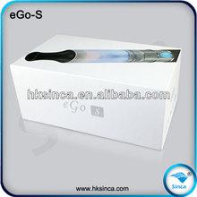 Twist pen style healthy very big vapor electronic cigarette ego-s battery