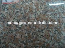 polished black granite slab