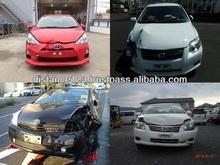 De alta qualidade carro usado japonês usado toyota hiace diesel van de sucata de auto para venda