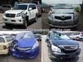 De alta qualidade usado carro novo toyota land cruiser prado de sucata de auto para venda
