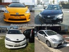 high quality used car toyota wish of scrap auto for sale