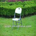 en plastique blanc de jardin chaise pliante