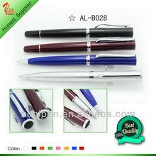 2015 hot sale promotional metal roller ball pen,rolle pen