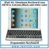 LBK177 English Amazon aluminum ultra slim mini wireless bluetooth keyboard for ipad air Keyboard