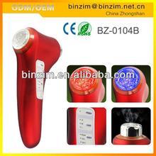 Galvanic handheld beauty machine for beauty care