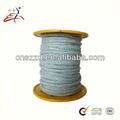 personnalisé corde de coton tressé