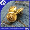 Hot sale military uniform buttons ,antique military buttons,gold military buttons VJ-517